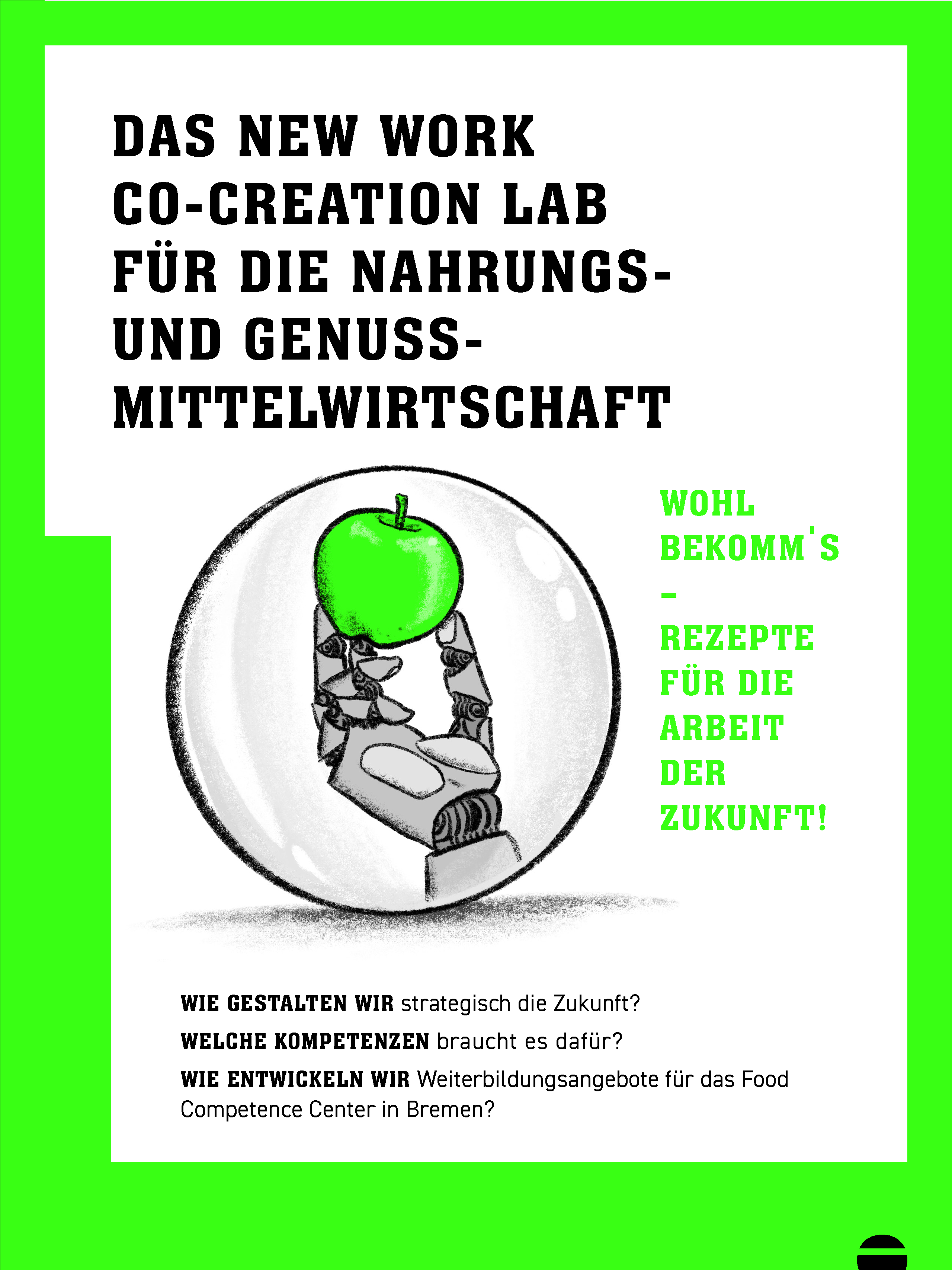 New Work Co-Creation Lab geht in die zweite Runde