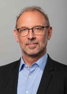 Rainer Frerich-Sagurna, Geschäftsführer der Kellogg Manufacturing GmbH & Co KG a. D.