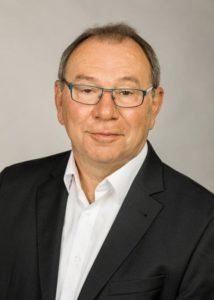 Bernhard Schnöckelborg, Mitglied der Geschäftsleitung der Rickmers Reismühle GmbH a. D.